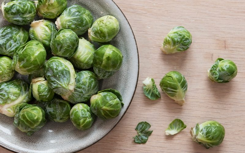 Best Brussel Sprouts In Plantation Fl - Healthy Bowls - OE Bowls Plantation FL